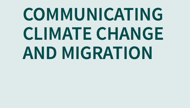 relationship between climate change and migration The relationship between climate change and migration is complexclimate change impacts could force people to move, but also trap people in dangerous placesfloods, droughts and rising seas could force people flee across borders, but people are most likely to move within their own country when they can.