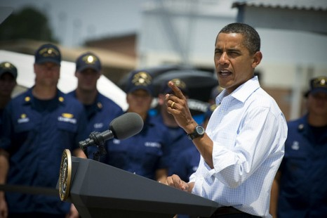 "Was Obama right to say climate change will create ""new waves of refugees"" ?"