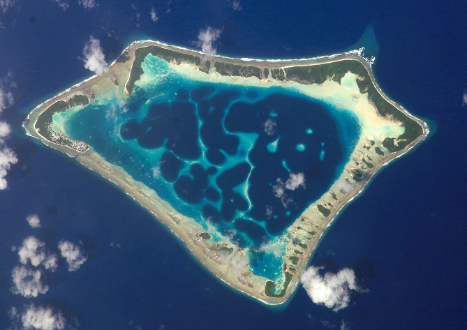 atoll island_ recent research shows many atoll islands face international legal challenges affecting their sovereignty as climate change threatens their existence