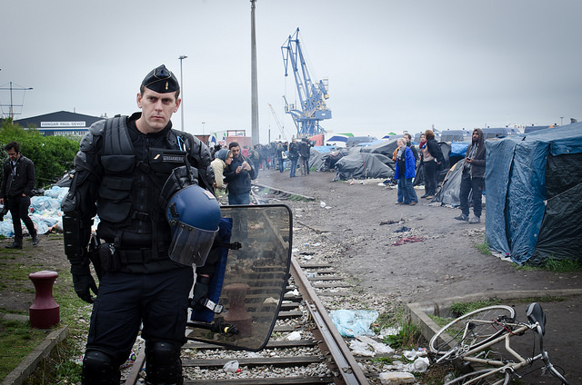 Climate change and the Calais migration crisis - is there a connection?