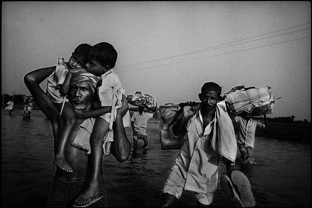 Climate induced migration and displacement