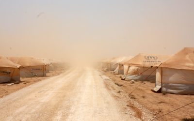 Climate change and the conflict in Syria