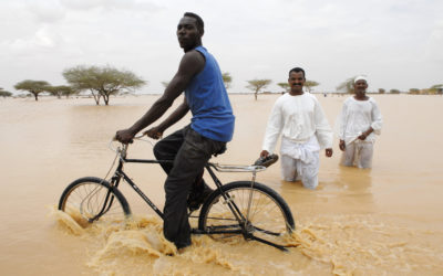 Climate change and migration – forced and voluntary movement