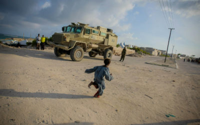 Event: hot wars- Climate change, armed conflict and security. 15 November
